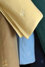 Microplush Fleece Blanket, Twin 66 X 90, 100% Polyester, 4 Per Case Price Per Each