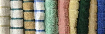 Oxford Pot Holders, 7 X 7, 100% Cotton, 1 dozen