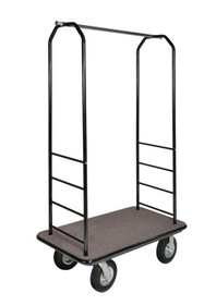 Easy-Mover Black Series Bellman Cart