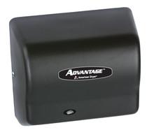 American Dryer AD90-BG Advantage Hand Dryer, Black Graphite