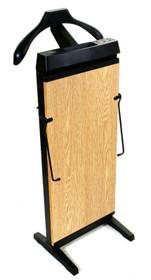 Corby 4400OA Pants Press with Valet, Oak Finish