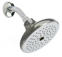 Rinse Ace® Rainfall 2-in-1 Showerhead, 75 Spray Jets, Chrome