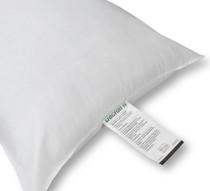 Dacron II Hospitality Pillow, Standard, 20 oz. Fill, 12 per case, Price Per Each