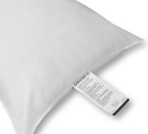 Dacron II Extra Plump Hospitality Pillow, Queen, 27 oz. Fill, 10 per case, Price Per Each