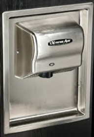 ExtremeAir ADA-RK Recess Kit for ExtremeAir, Advantage and Global Series Hand Dryers. Hand Dryer Not Included