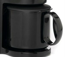 Jerdon JTRC4B Replacement 4-Cup Thermal Carafe, Black
