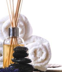 Oxford Gold Bath Towel 22x44, 6 lb. 86% Cotton 14% Polyester,  White, 1 dozen