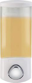 Better Living 76154 Euro Uno Dispenser, Translucent Container, White