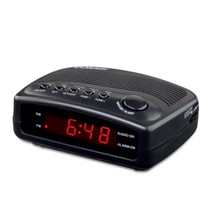 Conair WCR02 Compact Clock Radio with Single Day Alarm