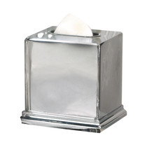 Timeless Collection Boutique Tissue Box Cover, 3 Per Case, Price Per Each