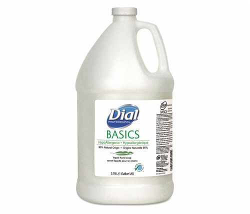 Dial Professional Basics Liquid Hand Soap Gallon