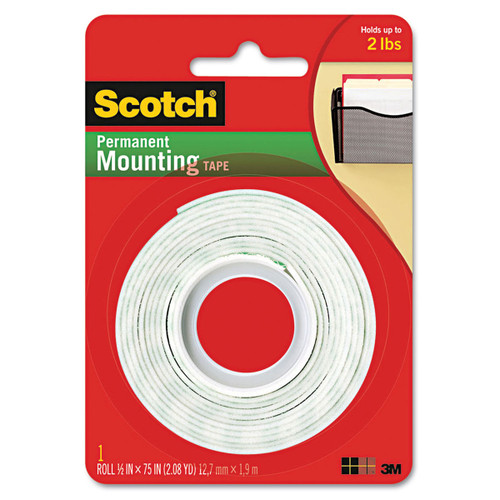 3M Foam Double Sided Mounting Tape