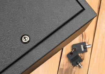 Barrel Key Lock