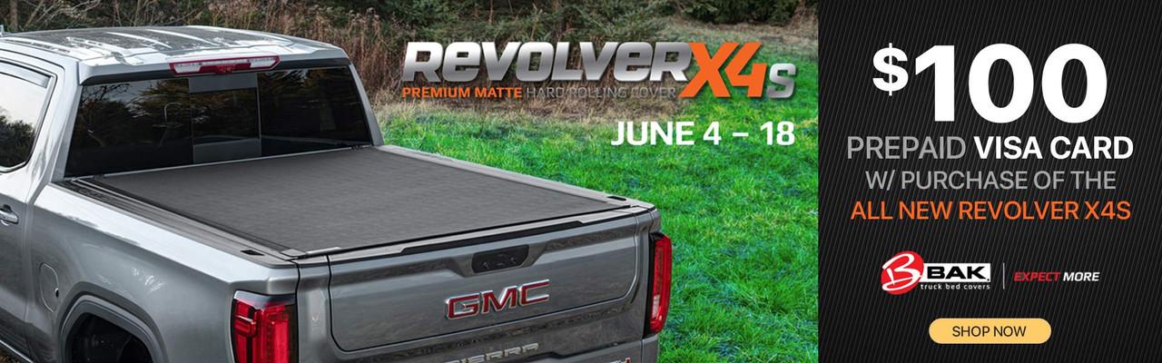 BAK Revolver X4S Rebate