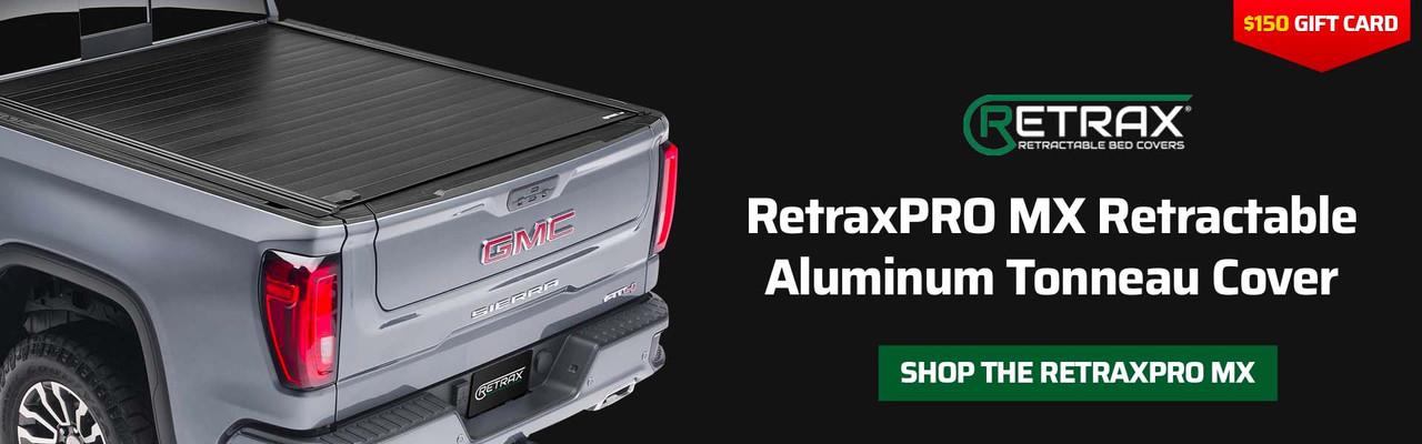 Retrax ProMX $150 Rebate