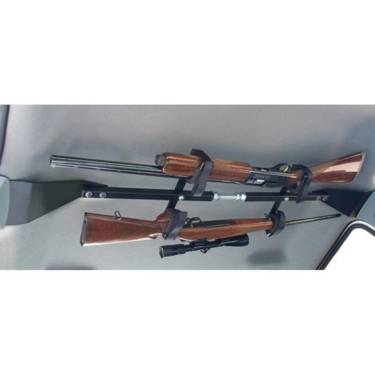 Racking A Gun For Home Storage And Pickup Truck Transport