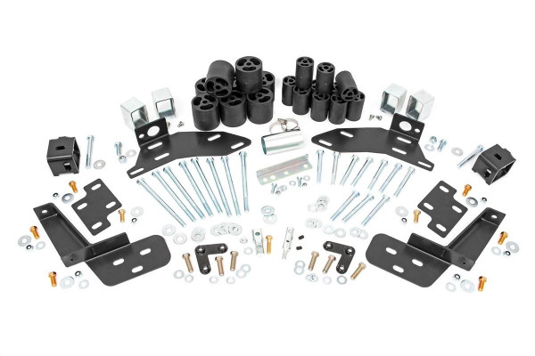 Chevrolet C1500 Rough Country 3in Lift Kits 01