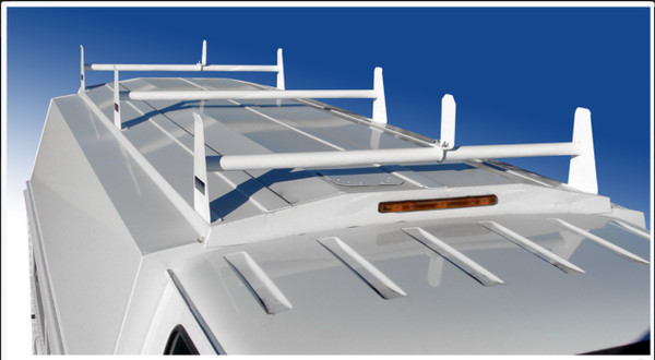 KNAPHEIDE Utility Body Ladder Racks Steel and Aluminum - KUV Bodies - With Or Without Rear Roller