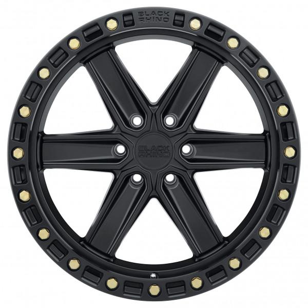 Black Rhino Henderson Matte Black Wheels