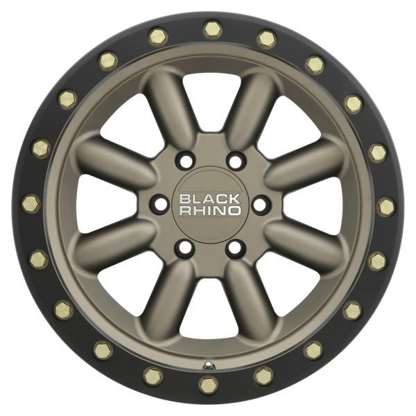 Black Rhino Hachi Bronze Wheels