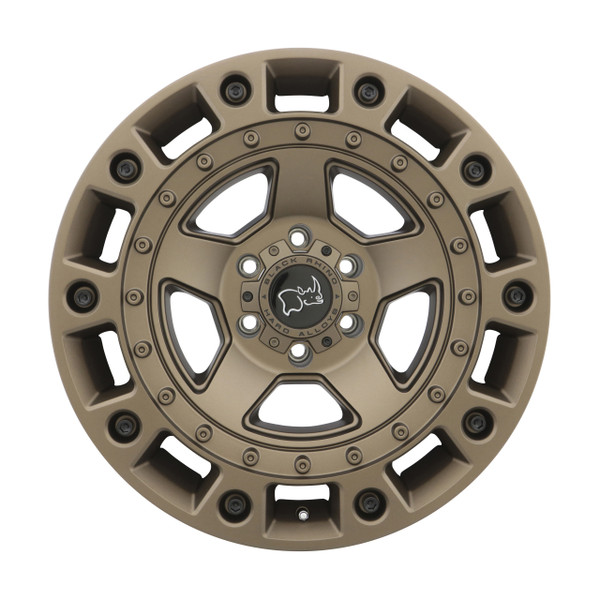 Black Rhino Cinco Bronze Wheels