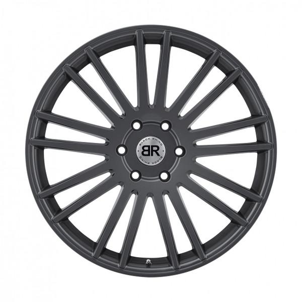 Black Rhino Kruger Gloss Gunmetal Wheels