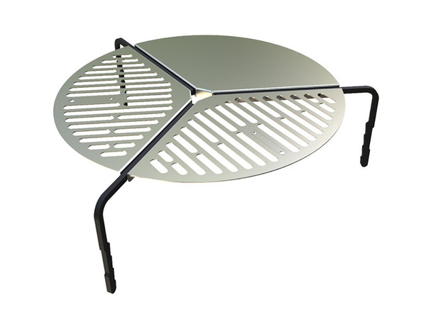 Front Runner Outfitters Spare Tire Mount BBQ Grate