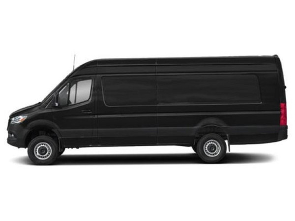 8-Piece Aluminum Track System for Extended Body Sprinter Van