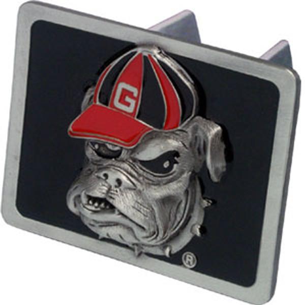 Georgia Bulldogs NCAA Hitch Cover