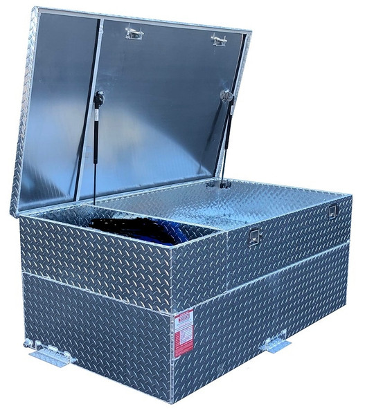 Fuel Safe Transfer Tank and Toolbox Combo