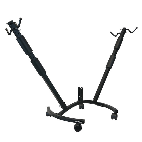 Storage V-Tree 2 Two Bike Mobile Floor Stand