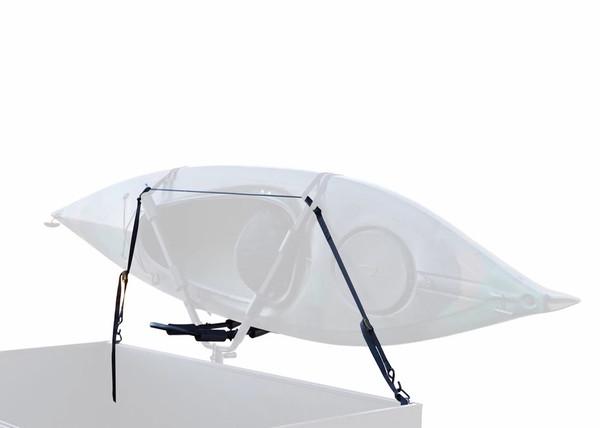 Kayak or Canoe Carrier Adapter