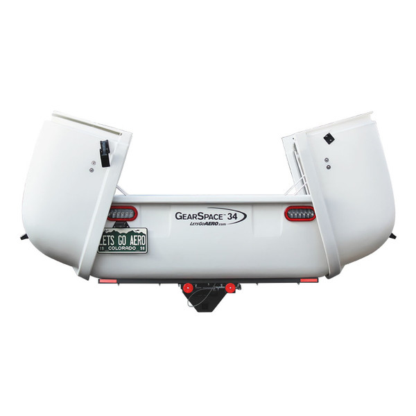 GearSpace Enclosed Cargo Carrier