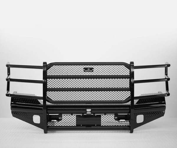Legend Series Front Bumper Replacement With Grille Guard