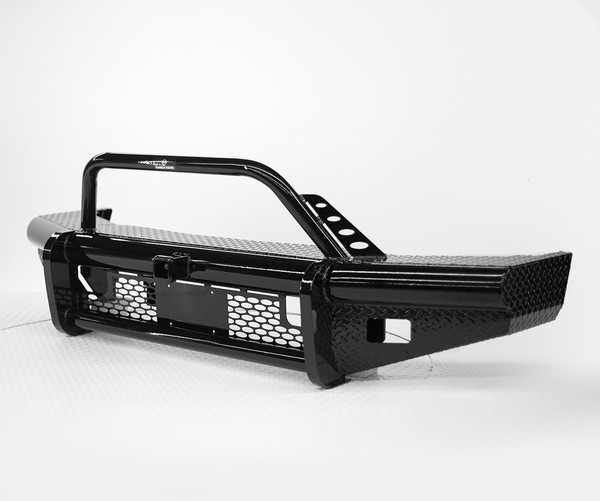 Legend Series Front Bumper Replacement With Bullnose