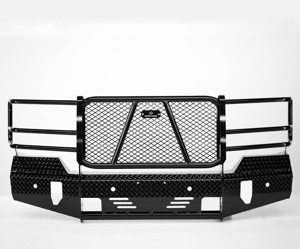Summit Series Front Bumper Replacement With Grille Guard