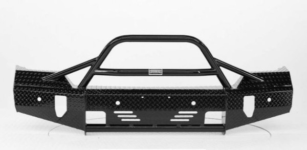 Summit Series Front Bumper Replacement With Bullnose
