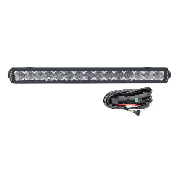 LED Light Bar Single Row 20-inch