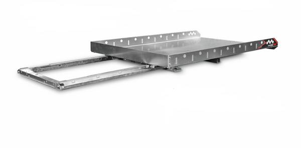 """Formed 1/8"""" Aluminum Tray"""