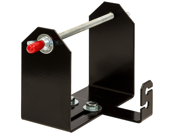 Trimmer Line Spool Holder and Mounting Bracket