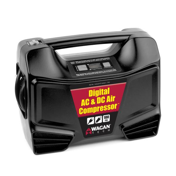 AC/DC Digital Air Compressor