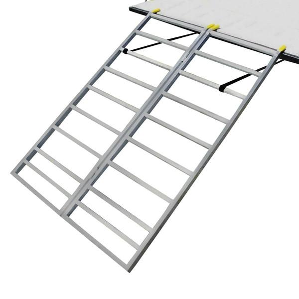 LoadLite Aluminum Bi-Fold Loading Ramps