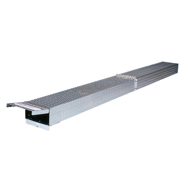 Conduit Carrier Diamond Plate Aluminum