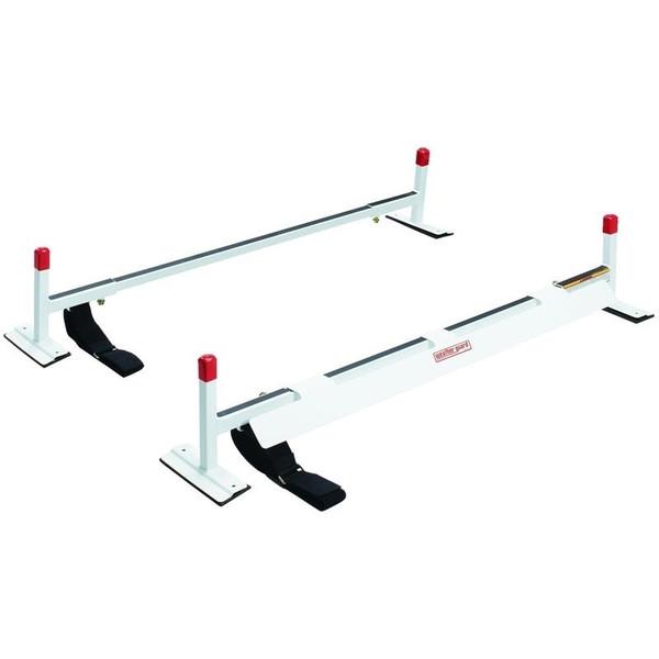 Ladder Rack Mini and Compact Van 2 Bar Steel