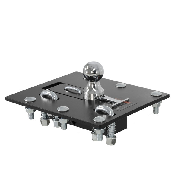 Over-Bed Folding Ball Gooseneck Hitch
