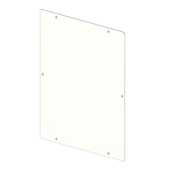 Solid Panel Bulkhead Adapter Kit