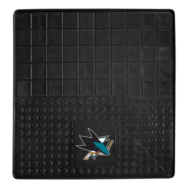 FanMats San Jose Sharks NHL Vinyl Cargo Mat