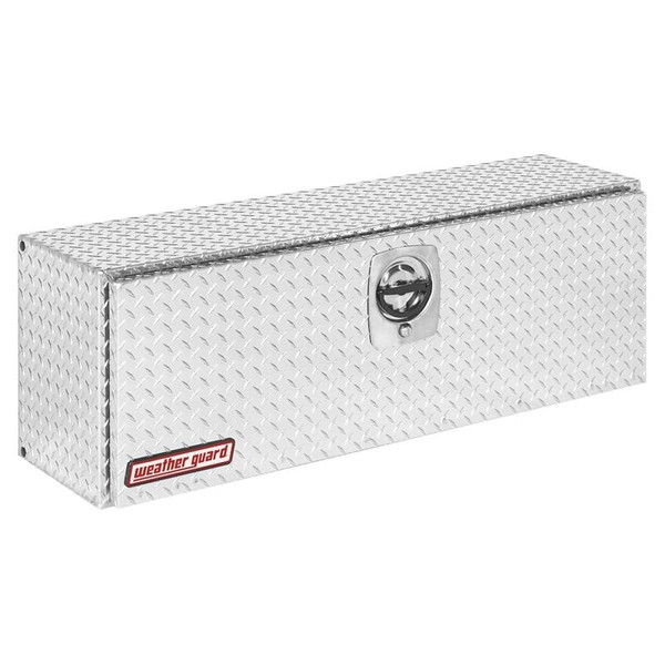 Hi-Side Aluminum Truck Bed Tool Boxes Multiple Sizes