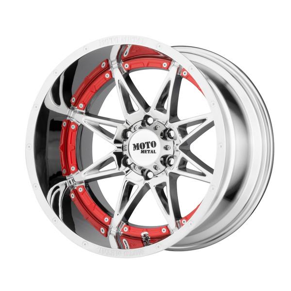Moto Metal Chrome Hydra Wheels