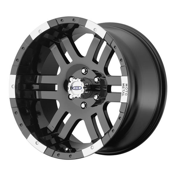 Moto Metal Machined Gloss Black MO951 Wheels